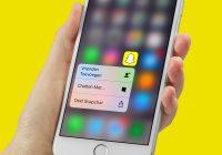Zo werkt de nieuwe Snapchat widget om snel met vrienden te chatten