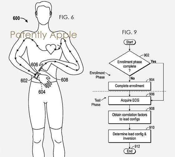 apple wearable-patent