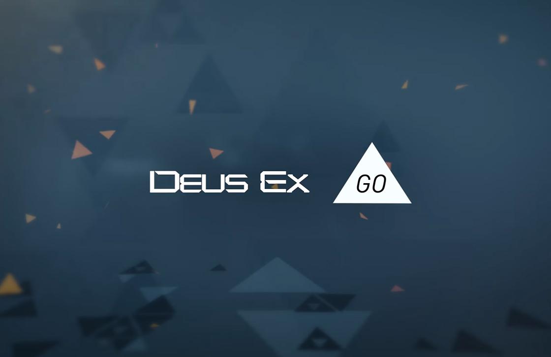 Lara Croft GO-opvolger Deus Ex GO nu te koop