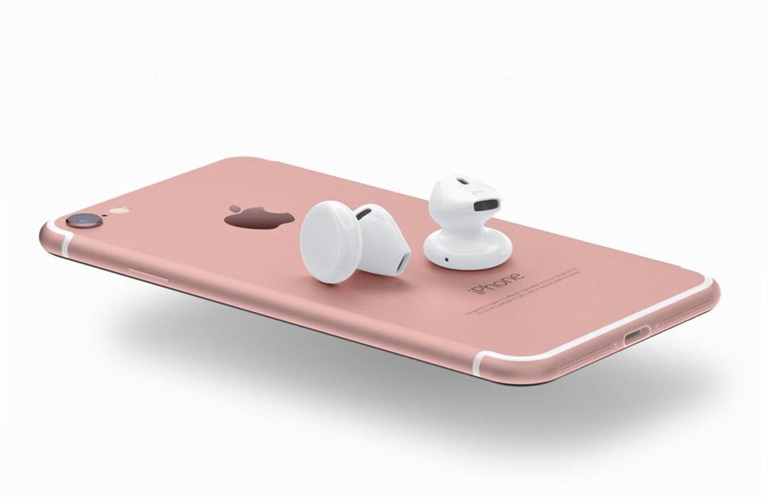 'Apple ontwikkelt draadloze oortelefoons met extra lange accuduur'