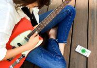 Fender Tune helpt met het stemmen van je (bas)gitaar