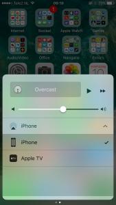 iOS 10 bèta 5
