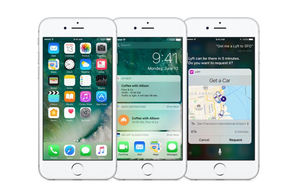iOS 10 problemen