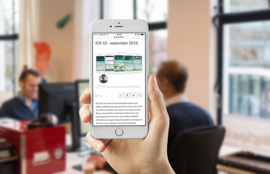 Nieuw op iPhoned: het grote iOS-versies overzicht!