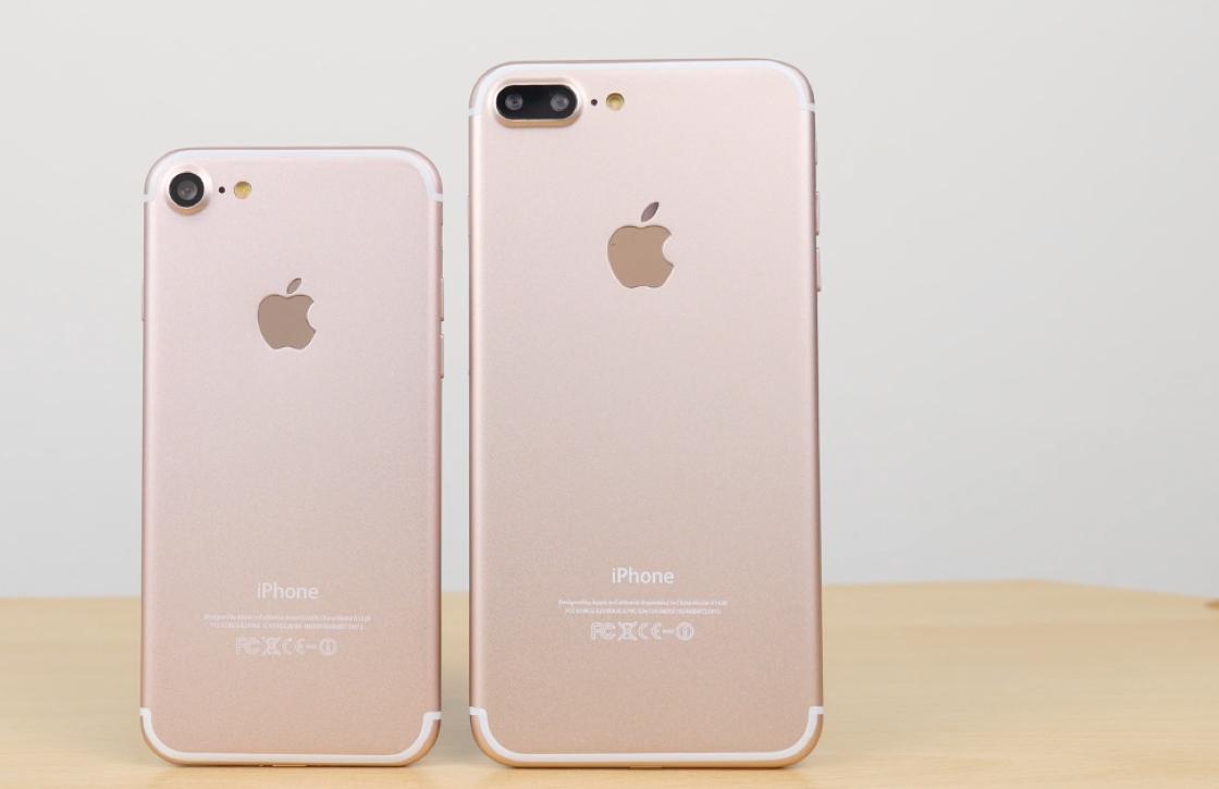 iPhone 7 tekort
