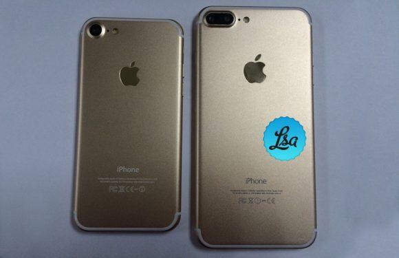 Dit zijn de nieuwste gelekte iPhone 7 afbeeldingen