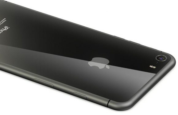 'Apple schrapt de homeknop volledig met de iPhone 8 in 2017'