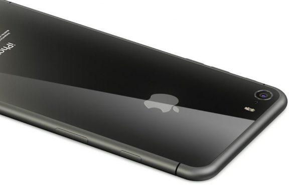 'High-end iPhone 8 krijgt roestvrijstalen frame en glazen achterkant'