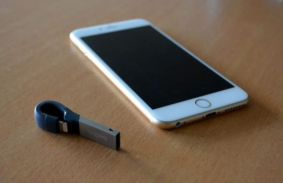 Review: SanDisk iXpand voor iPhone-backups