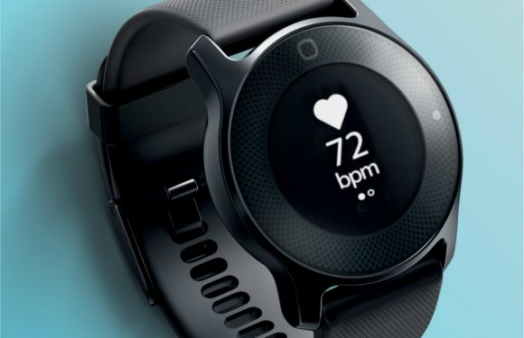 Philips' Personal Health Program gelanceerd met smartwatch