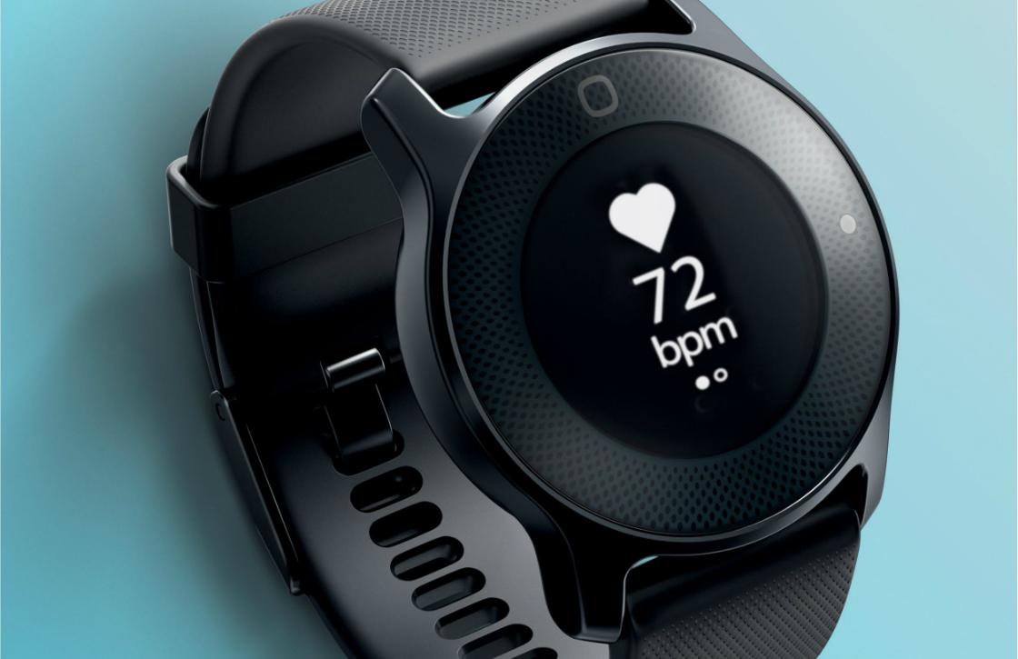 Philips' Personal Health Program gelanceerd met smartwatch