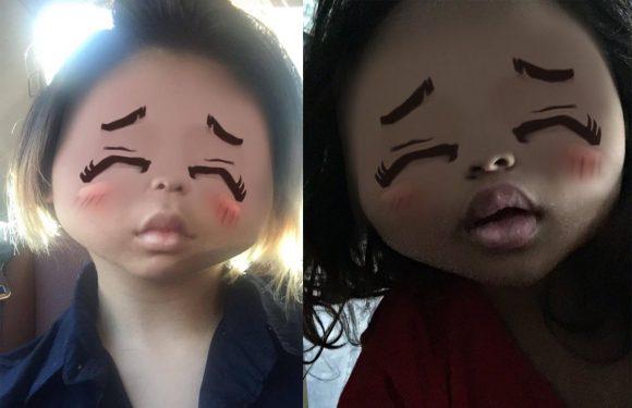 Snapchat verwijdert weer 'racistisch masker'