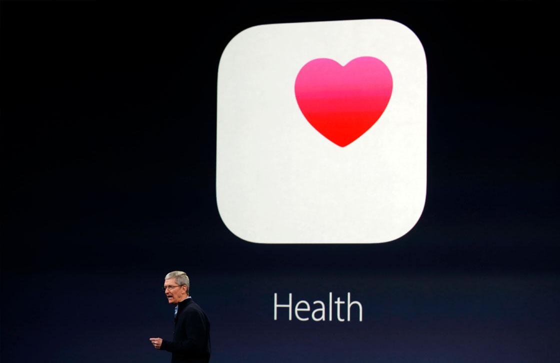 Apple vraagt nieuw patent aan voor gezondheidswearable