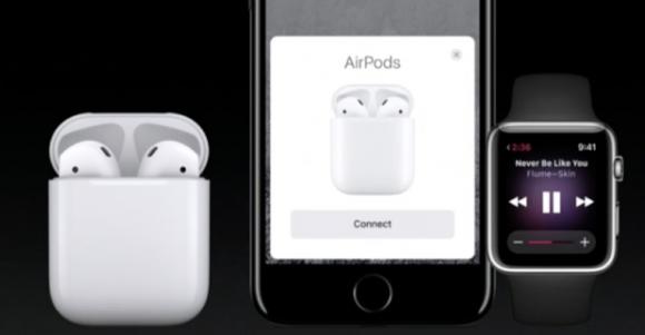 AirPods en Apple Watch populariteit
