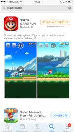 App Store bericht