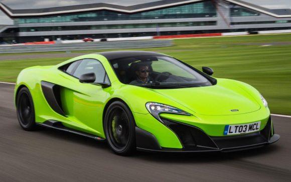 'Apple overweegt overname automerk McLaren'