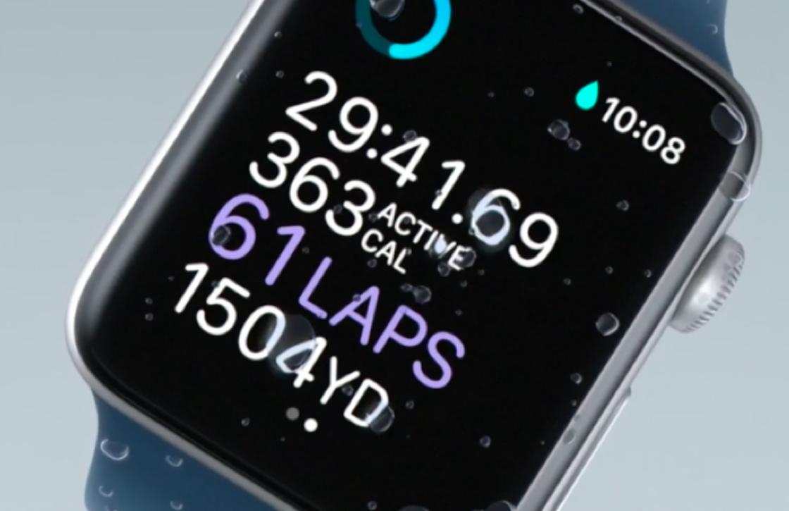 Eerste Apple Watch Series 2 reviews zijn overtuigd van fitnessfuncties