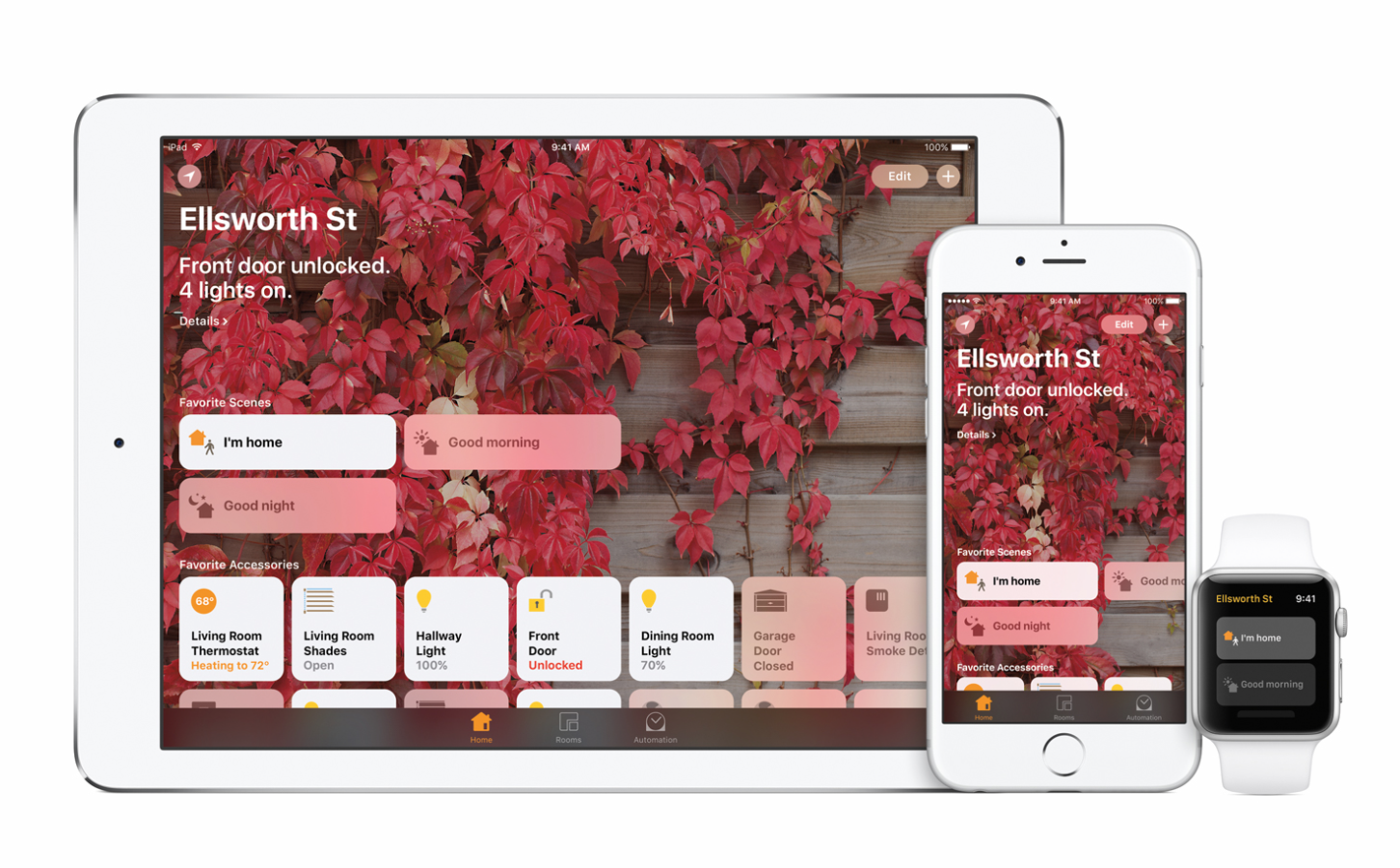 HomeKit Tim Cook