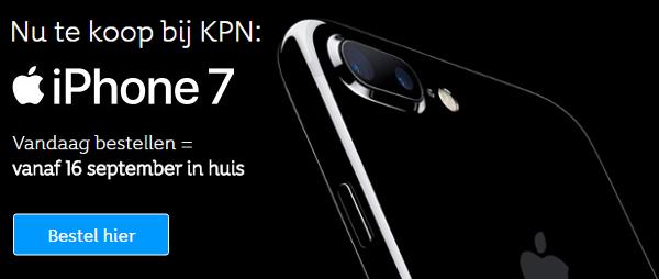 KPN-iphon-7-presales