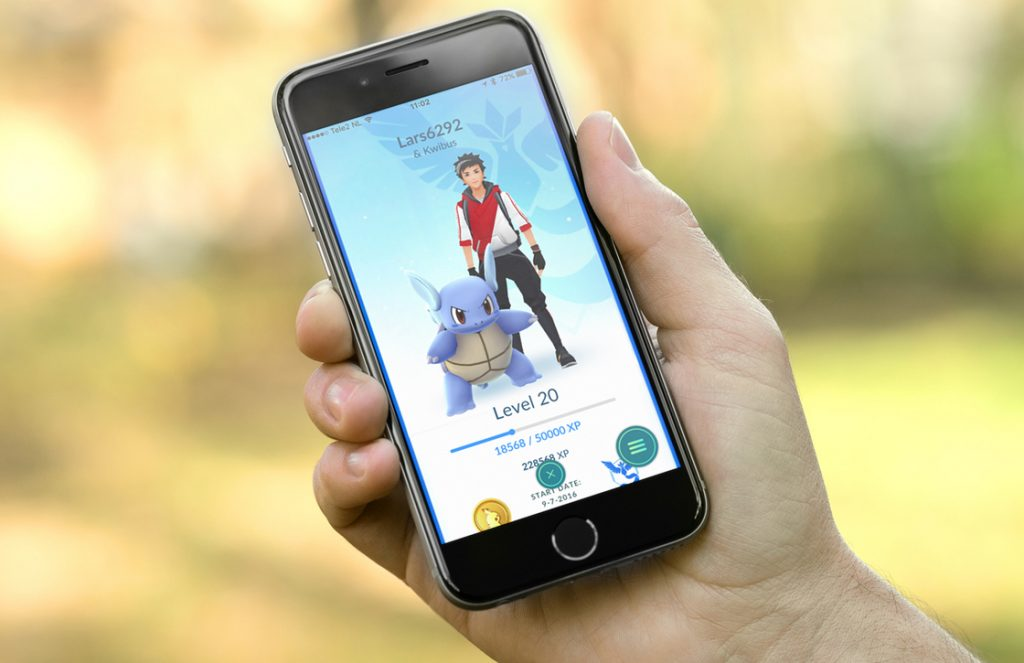 Pokémon GO nieuwe pokemon