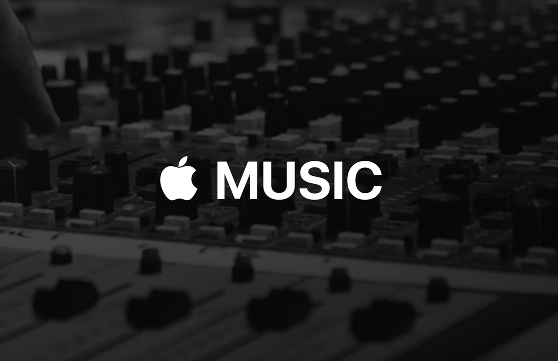 'iOS 11 voegt videoplatform toe aan Apple Music'