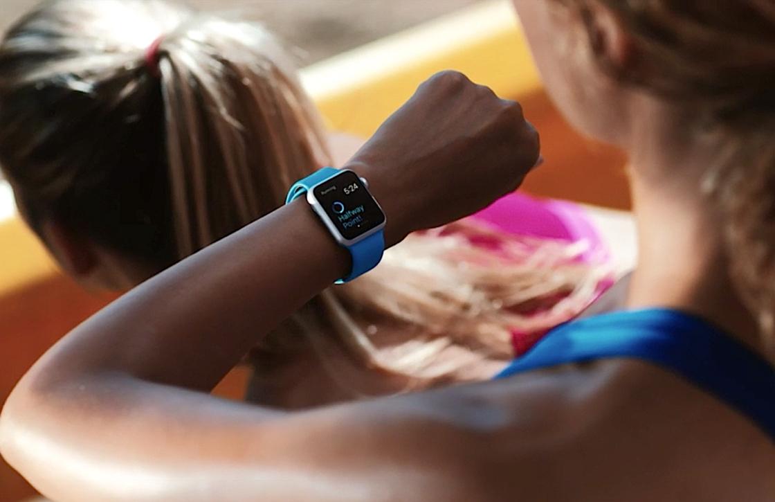 Apple heeft rechtszaak aan de broek voor gps-functie in Apple Watch