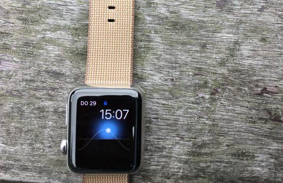 watchOS 3.1.1 maakt Apple Watches onbruikbaar, Apple trekt update terug