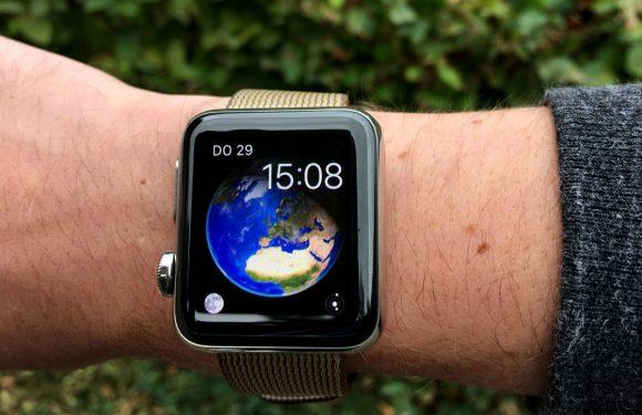 Tim Cook geeft positieve draai aan kelderende Apple Watch-cijfers