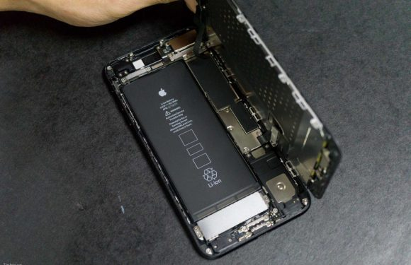 'Apple wil voorkomen dat iedereen iPhones kan repareren'