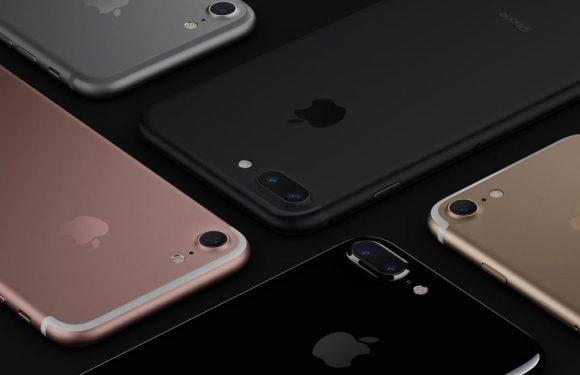 Gitzwarte en zwarte iPhone 7 (Plus) wereldwijd niet verkrijgbaar tijdens verkoopstart