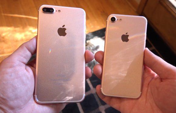 iPhone 7 duikt op in Vietnam, benchmarktest en vergelijkingsvideo