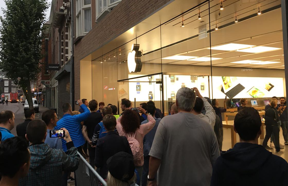 'iPhone 7 verkoopcijfers hoger dan verwacht, maar lager dan iPhone 6S'