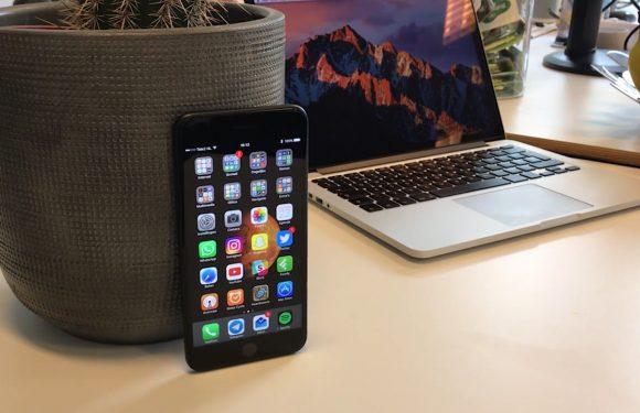 Apple werkt aan eigen grafische iPhone-chip