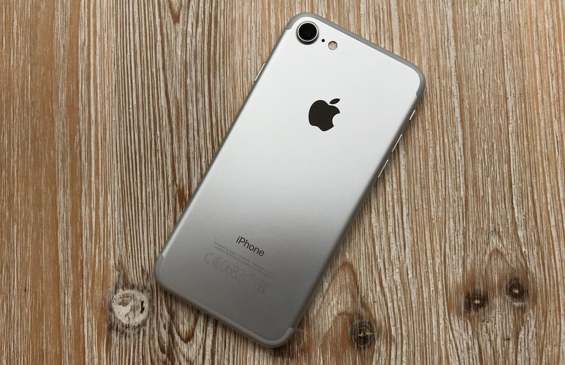 iPhone 7 voorraad
