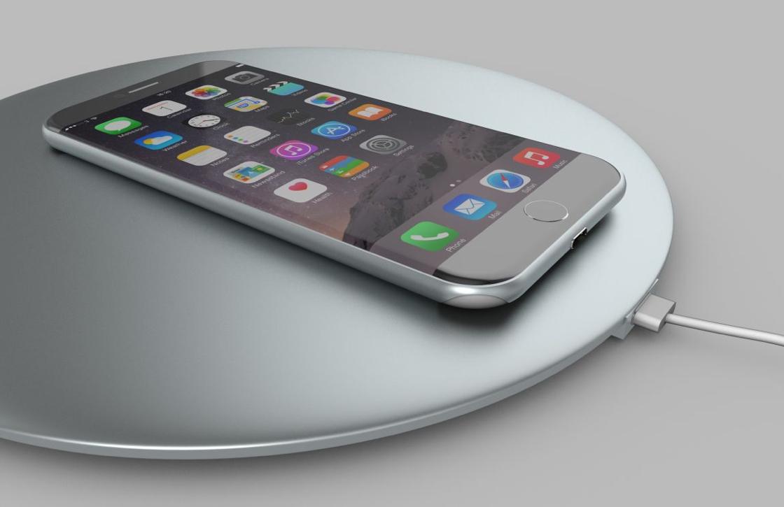 'Foxconn test draadloos opladen voor de iPhone 8'