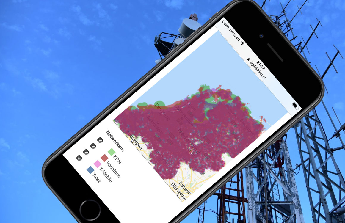 iPhone-provider-dekking-4g