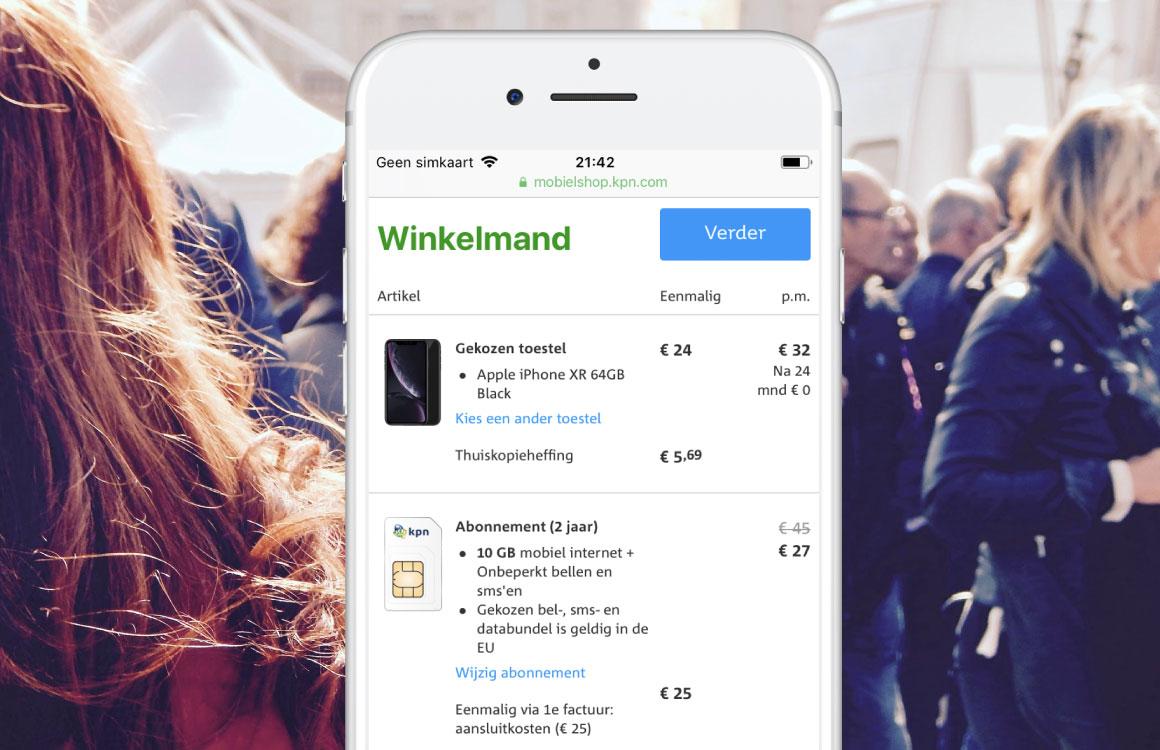 iPhone-provider-dekking-providers