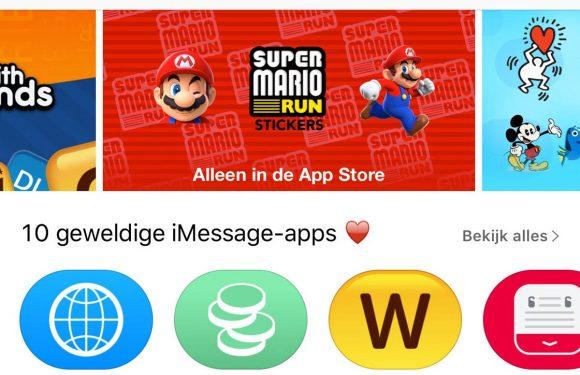 Dit zijn de beste 6 iMessage-apps die je nu kunt downloaden