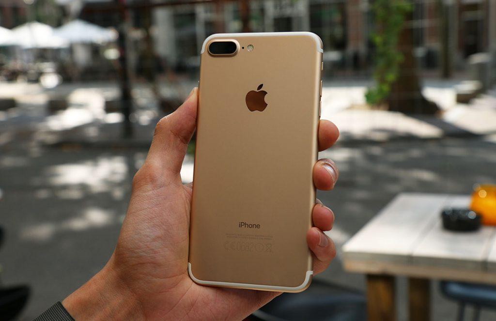 iPhone productie in Amerika