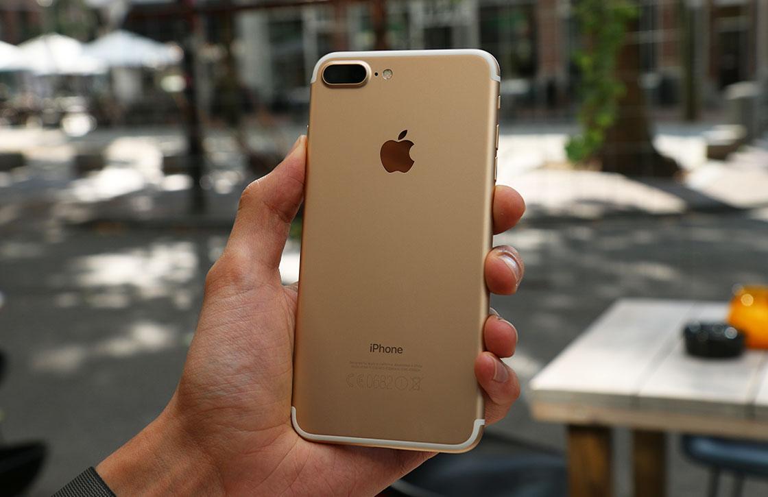 'iPhone-verkoop in China aan banden door Trump'