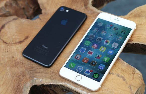 iPhone 7 homeknop werkt alleen met vinger of speciale handschoen