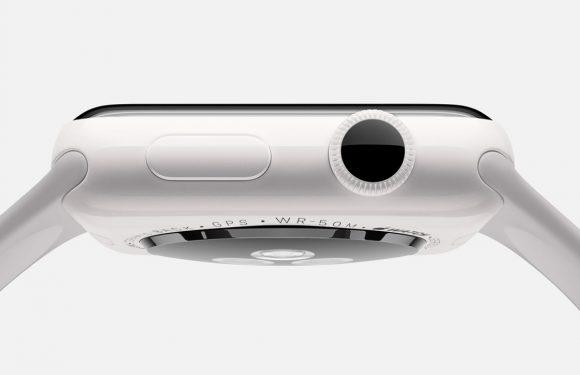 Apple Watch Series 2 is mogelijk voorproefje op keramische iPhone
