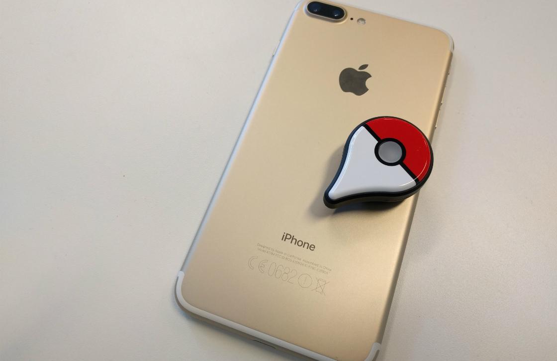 Pokémon GO levelen