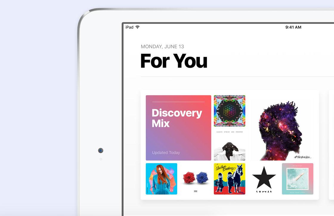 Review: Vernieuwd Apple Music is weer een stap in de goede richting