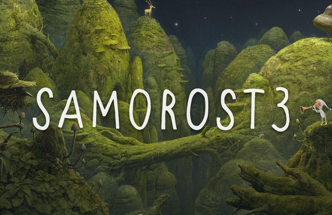 Prachtig point-and-click avontuur Samorost 3 mag je niet missen