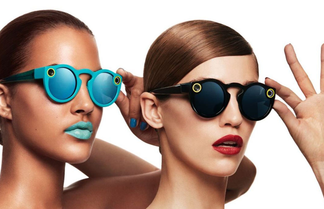 Videobrillen van Snapchat voor honderden euro's op eBay