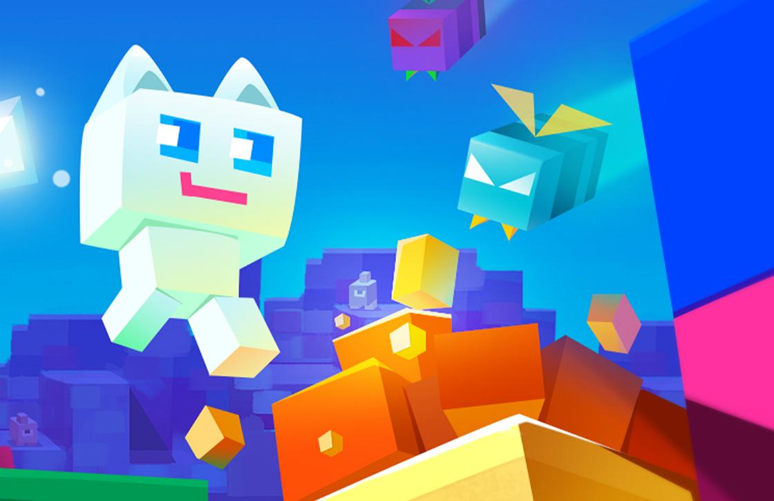 Super Mario-achtige Super Phantom Cat is Apples gratis App van de Week