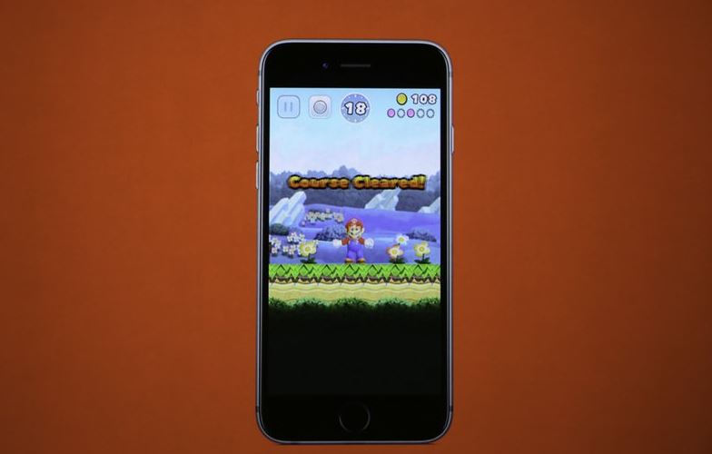 Super Mario Run aangekondigd