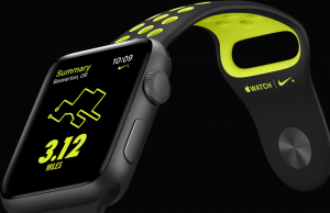 Apple Watch Nike+ release