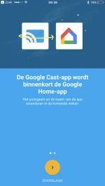 Google Home-app